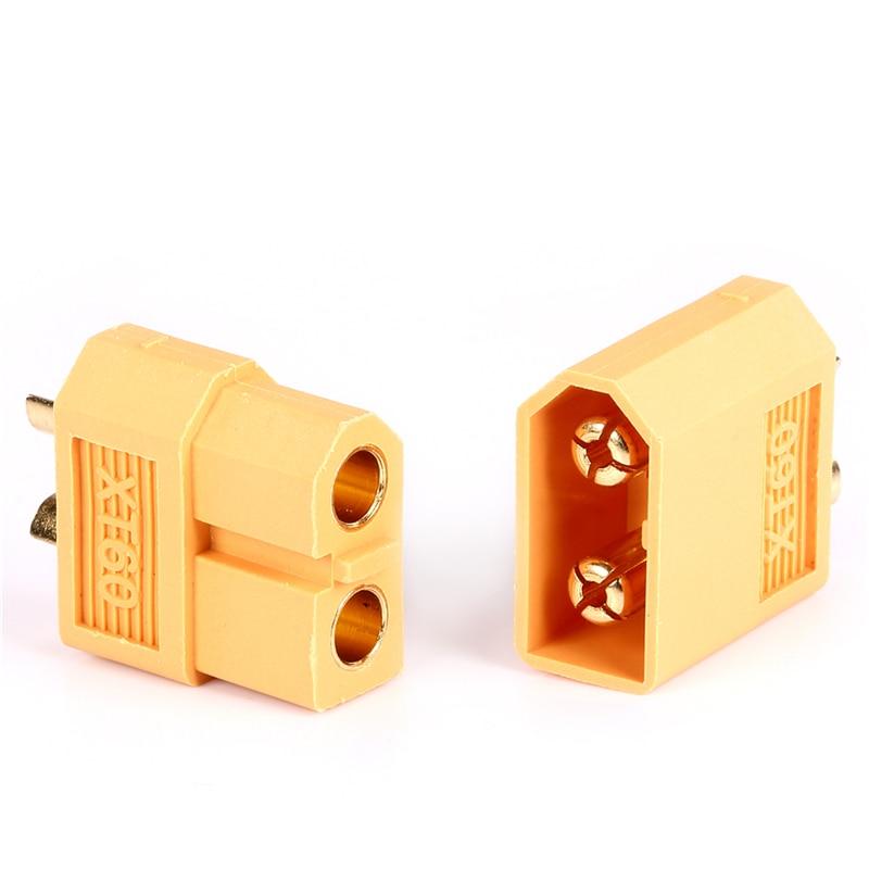 Hot Sale 2PCS Hot Sale XT60 XT-60 XT 60 Plug Male Female Bullet Connectors Plugs For RC Lipo Battery