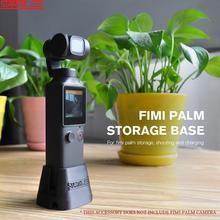 STARTRC FIMI 팜 충전베이스 스탠드 마운트 홀더 브래킷 확장 FIMI PALM 핸드 헬드 카메라 Gimbal 용 충전 케이블 포함