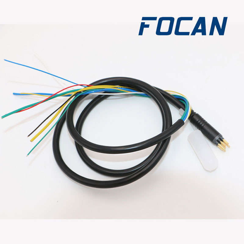 FOCAN E-BIKE Electric Bike 9pins Motor Waterproof Female Extend Cable Connector