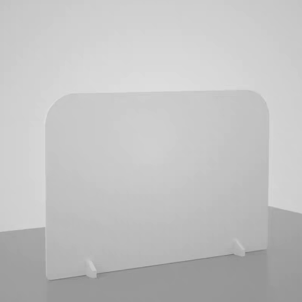 Counter Protective Screen Sneeze Guard Shield Counter Display Sheet 40x30cm Store Retail Health Manage Isolate Droplets