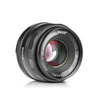 Meike 35mm f1.4 Large Aperture Manual Focus lens APS-C for Olympus Micro 4/3 EM10/EM5/EM1/EP5/EPL3 and Panasonic G7/6/5/4/3