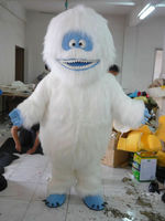 Yeti Abominable Snowman Mascot Costume Suits Cosplay Party Game Outfits Advertising Promotion Carnival Halloween Xmas Adults