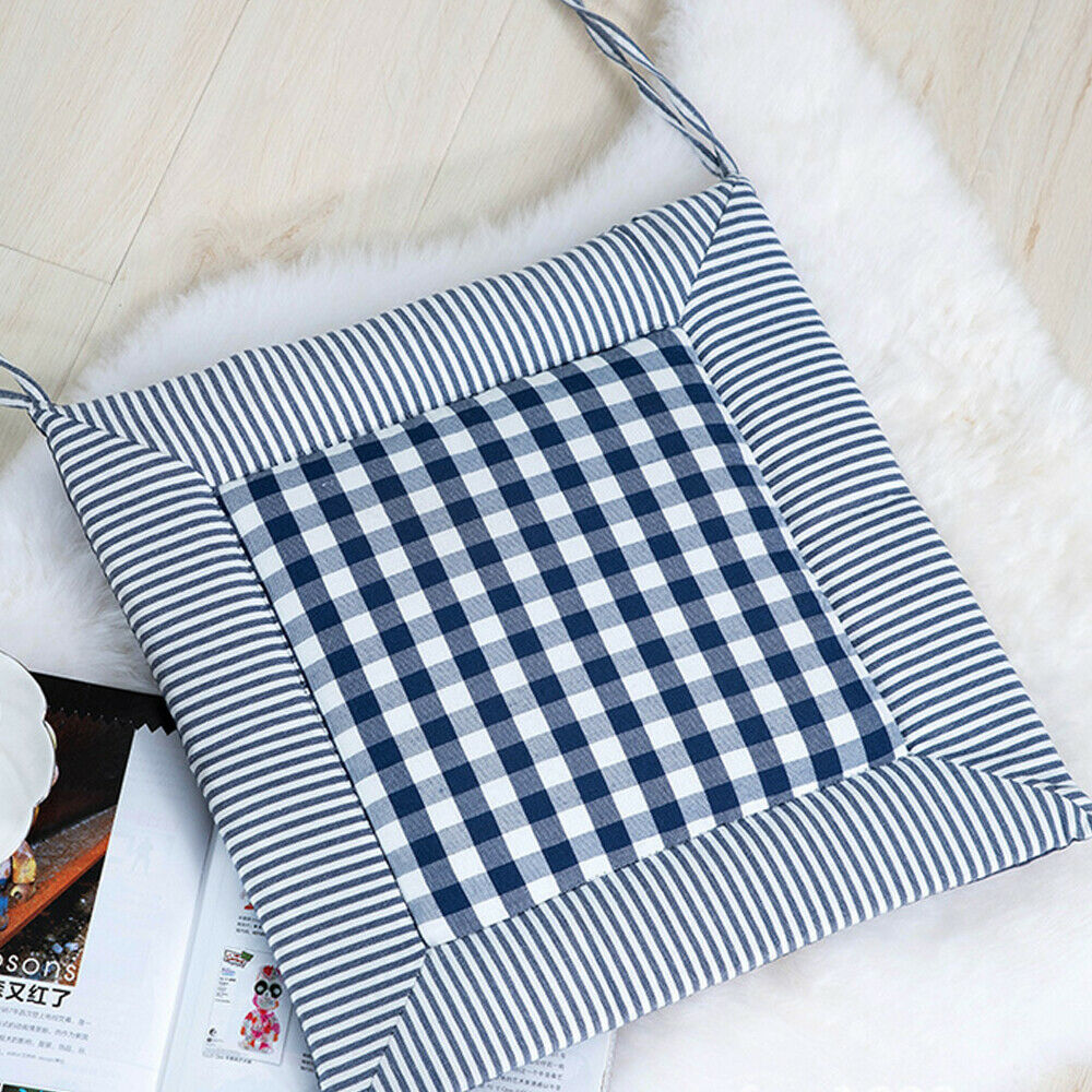 40*40CM Chair Cushion Indoor Outdoor Sofa Seat Pad Dining Garden Patio Office Chair Cushion Home Decor