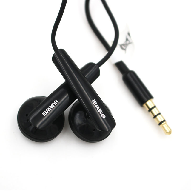 AM110 huawei honor earphone Original 3.5mm in-ear Wired sport headset with mic for huawei P7 P8 P9 lite Mate 30 7 8 Honor 4C 5C