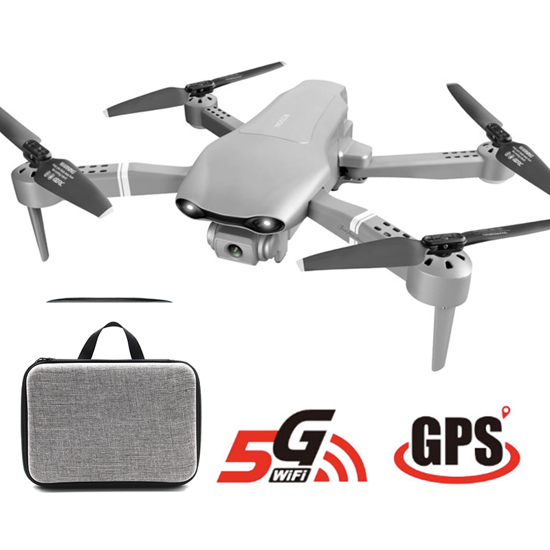 Hipac F3 Drone GPS 4K 5G Foldable 4K/1080P HD Camera Quadcopter FOLLOW ME WIFI FPV 25Mins Altitude Hold Durable RC Drone Dron