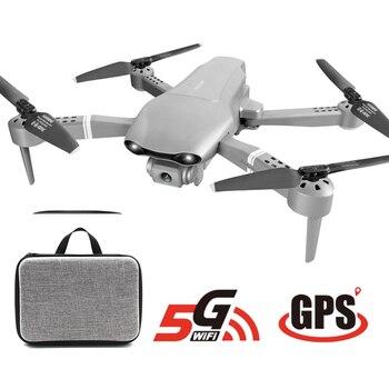 Hipac F3 Drone GPS 4K 5G Foldable 4K/1080P HD Camera Quadcopter FOLLOW ME WIFI FPV 25Mins Altitude Hold Durable RC Drone Dron