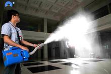 110/220V elektryczny ULV opryskiwacz przenośny fogger maszyna dezynfekcja maszyna do szpitali home ultra pojemność urządzenie natryskowe walka
