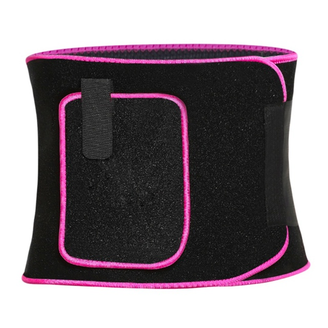 Waist Trimmer Belt Weight Loss Sweat Band Wrap Fat Tummy Stomach Sauna Sweat Belt Sport Safe Accessories HY 2
