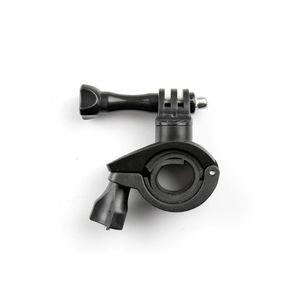 Image 4 - Go Pro Hero מצלמה אופניים הר אופני אופנוע סוגר בעל תמיכה עבור gopro Hero 3 + 6/5/4/3/2 שלד מסגרת Stand קליפ