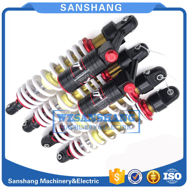 4PCS Front REAR SHOCK ABSORBER WITH AIR BAG SUIT for cfmoto cf800 2(x8)part no.7020 061600 30000/7020 051600 30000