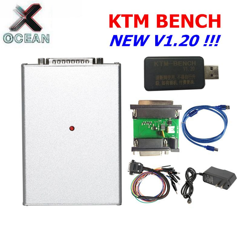 2020 Professional ECU Programmer KTM BENCH 1 20 Read and Write ECU Via Boot ktmBench V1 20 KTM-Bench Flash EEPROM