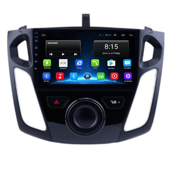 2020 In stock! 4G LTE Android 10.0 For Ford Focus 2011 2012 2013 2014 2015 Multimedia Stereo Car DVD Player Navigation GPS Radio image