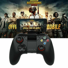 B04 Wireless Bluetooth 3 0 Gamepad Remote Game Controller Joystick For Phone PUBG Compatible with Smartphones Tablets PC TV BOX cheap centechia CN(Origin)