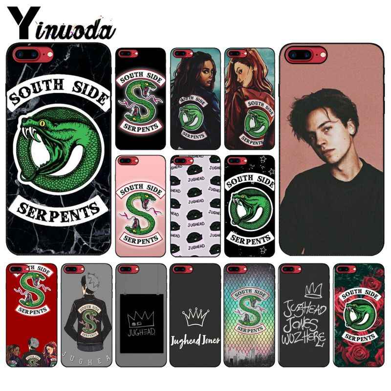 Yinuoda American TV Riverdale Series Cole Sprouse Phone CaseFor iphone 11 Pro Max 8 7 6 6S 6Plus X XS MAX 5 5S SE XR Fundas Capa