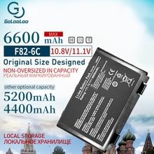 11.1V Laptop Battery For Asus A32 F82 A32-F52 A32-F82 K40 K40in K50 K50in k50ij P81 X5A X5E X70 X8A K50ab K42j K51 K60 K61 K70 все цены