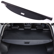 For Hyundai Tucson 2015 2018 Car curtain trunk partition curtain partition Rear Racks Car styling Accessories