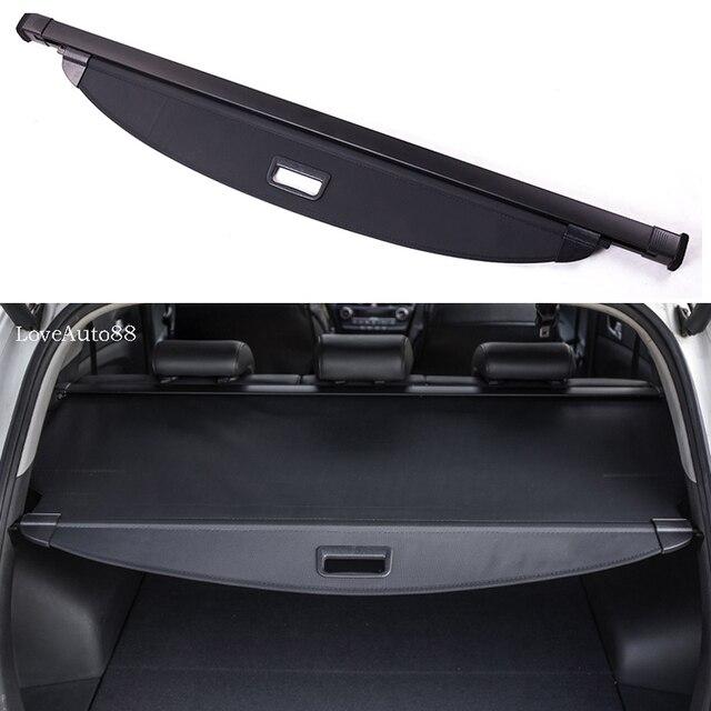 Tenda auto tenda partizione partizione tronco Posteriore Rastrelliere negli Accessori Per Auto Per Hyundai Tucson 2018 2019 2010 2017