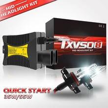 TXVSO8 Universal H16 Xenon Kit 12V 5202 Car Headlights Bulbs 55W HID Lamps 3000K 4300K 5000K 6000K 8000K 10000K 12000K Lights