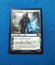 Jace Beleren M11 (Magic 2011 Core Set) magician ProxyKing 8.0 VIP the proxy cards to gathering every single mg card.(China)