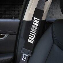 Автомобильный Стайлинг защиты подушки под плечи чехол для Mitsubishi Lancer 10 RalliArt asx lancer outlander pajero автомобильные аксессуары