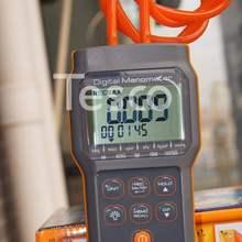 82062 high-precision digital pressure gauge negative pressure gauge electronic pressure gauge