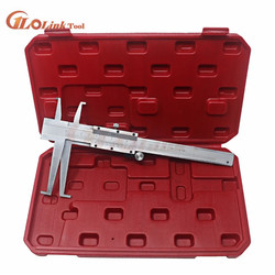 Inside Groove Vernier Caliper 9-150mm/0.02 Carbon Steel Inner Vernier Calipers Double Inner Vernier Calipers Accuracy
