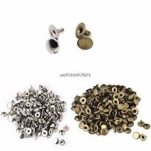 100x односторонний колпачок заклепки трубчатые металлические