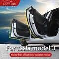 בידוד קול רצועת עבור טסלה דגם 3 אביזרים/אביזרי רכב דגם 3 טסלה שלושה טסלה דגם 3 model3