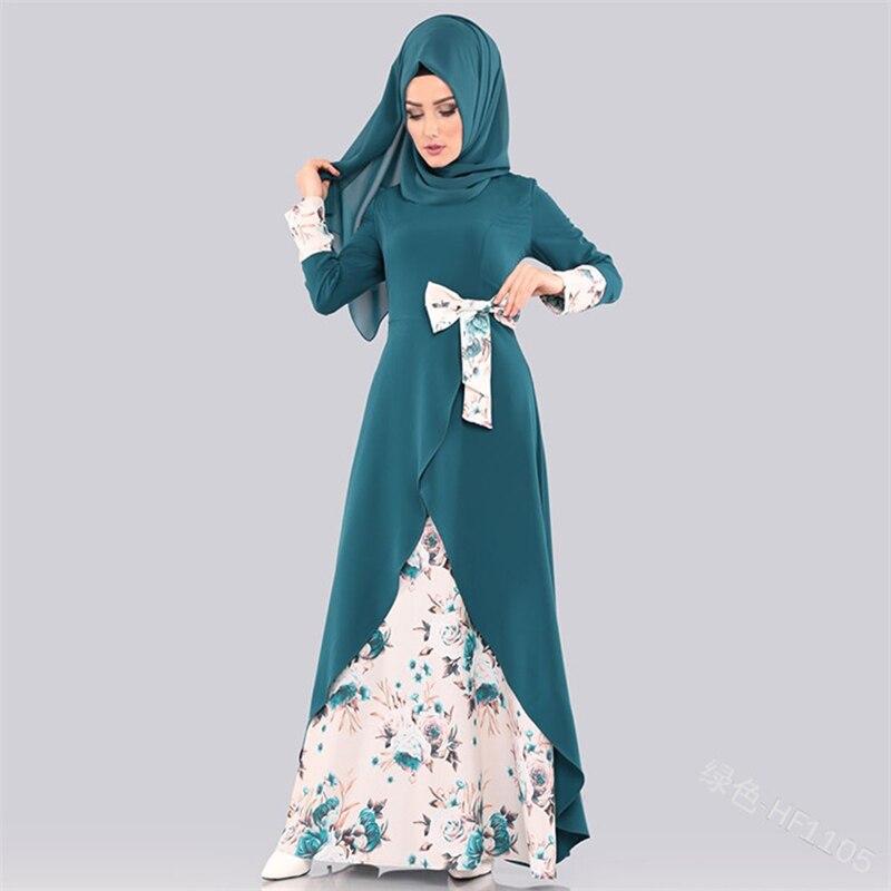Abaya Dubai Hijab Muslim Dress Caftan Marocain Turkish Dresses Kaftan Abayas For Women Islam Clothing Tesettur Elbise Djellaba