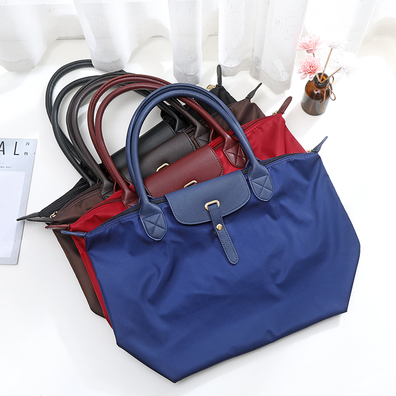 Women Bag Tote-Bag Dumpling-Bags Clutch Nylon Large-Capacity New