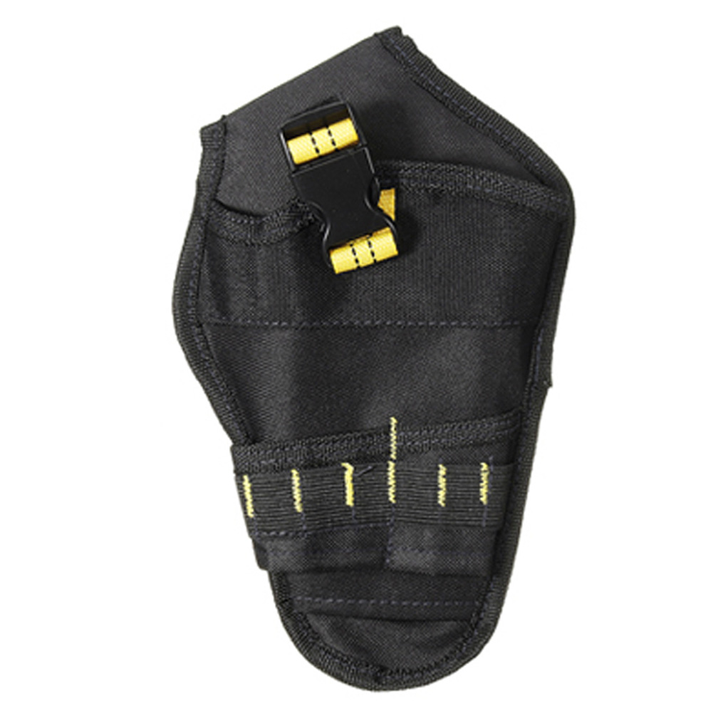 Portable Electrician Tool Waist Belt Pouch Bag Impact Driver Drill Holster Electric Cordless Drill Holder Waist Tool Bag#