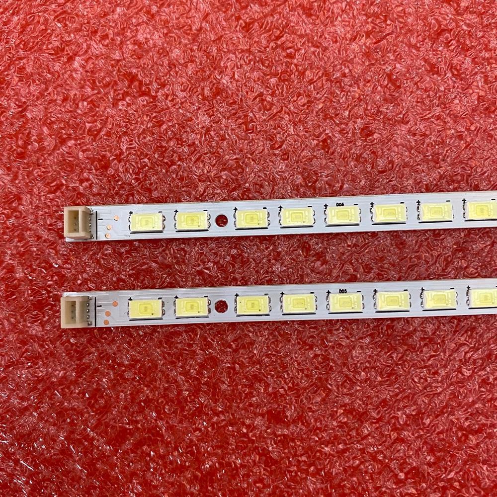 Nova 2 Pçs/set tira retroiluminação LED para LG 37LV3500 37LV3550 37T07-02a 37T07-02 37T07006-Y4102 73.37T07.003-0-CS1 T370HW05