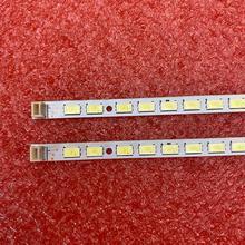 New 2 PCS/set LED backlight strip for LG 37LV3500 37LV3550 37T07 02a 37T07 02 37T07006 Y4102 73.37T07.003 0 CS1 T370HW05