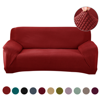 1/2/3 Seat Sofa Couch Cover Washable Chair Throw Pet Kids Mat Furniture Protector Reversible Removable Armrest Slipcovers 5PCS