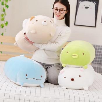 almohadas de animales kawaii