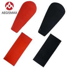 AEGISMAX Thermolite Warming 5/8 Celsius Sleeping Bag Liner Outdoor Camping Portable Single Bed Accessory