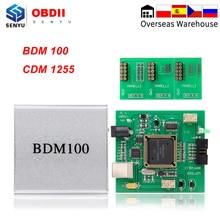 BDM100 ECU כוונון מתכנת ECU שבב נצנץ אוטומטי ECU שבב כוונון BDM מסגרת bdm 100 CDM1255 רכב Tunning fgtech v54 BDM 100