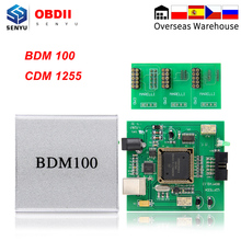 BDM100 ECU programator regulacji ECU Chip Flasher strojenie układu ECU w samochodzie ECU Chip Tuning BDM rama bdm 100 CDM1255 Tuning samochodu fgtech v54 BDM 100