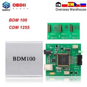 Image 1 - Bdm 100 cdm1255 tunning fgtech v54 bdm 100 programador de ajuste ecu chip pisca auto ecu chip tuning bdm quadro