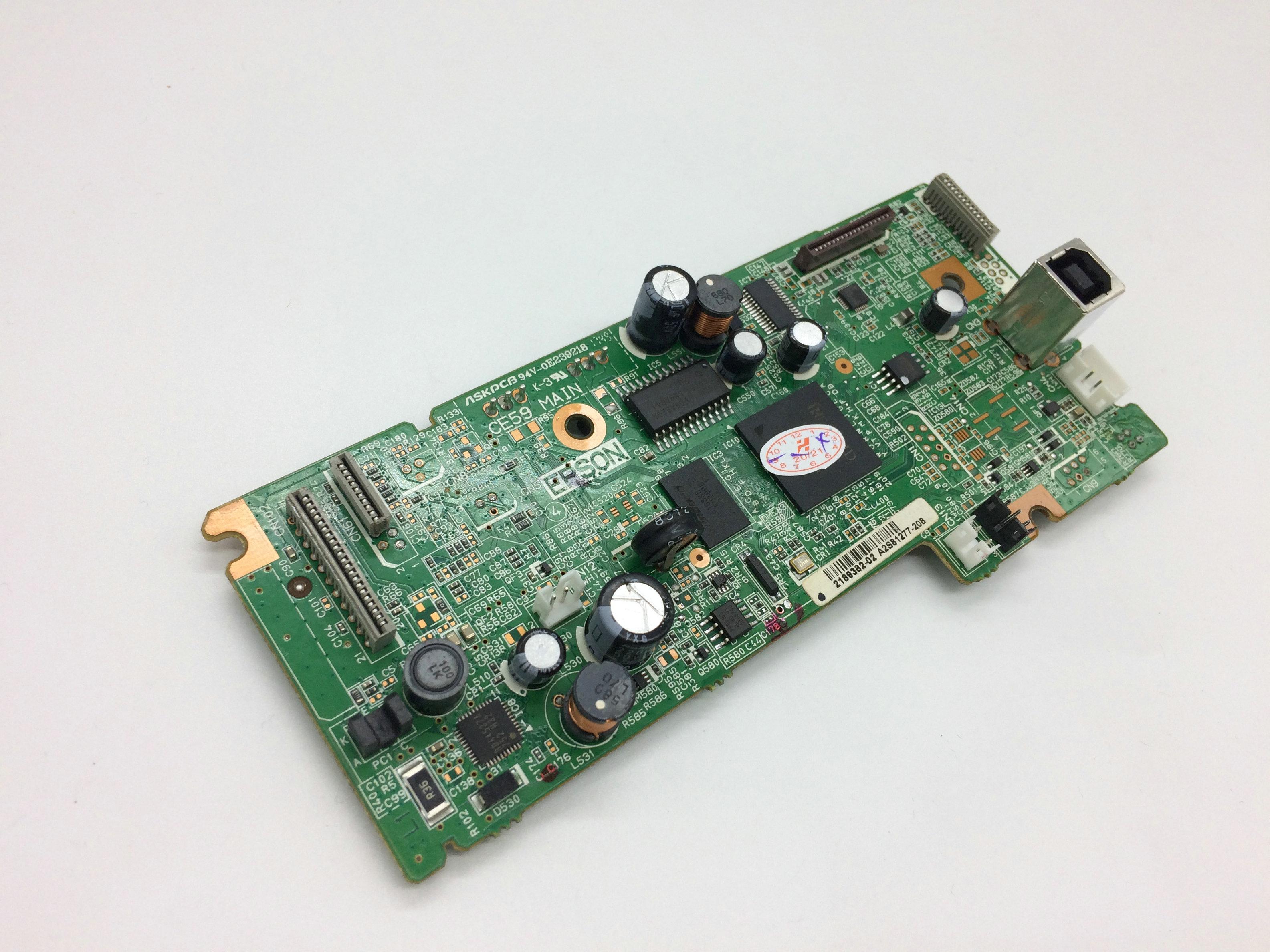Refrubished Printer Logic Mother Board For Epson L395 L396 ET2610 Formatter board Main Board