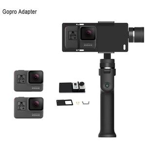 Image 4 - Funsnap Capture, estabilizador de cardán de mano de 3 ejes, captura Funsnap 2 para teléfonos inteligentes iPhone Samsung Huiwei