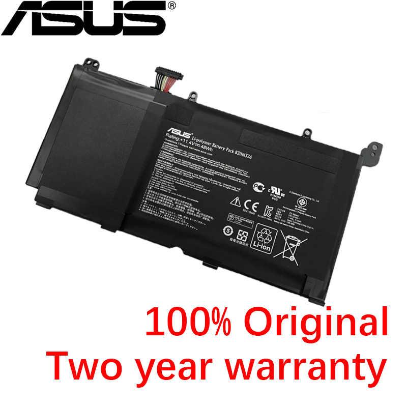 آسوس الأصلي 4100mAh B31N1336 ل ASUS VivoBook C31-S551 S551 S551LB S551LA R553L R553LN R553LF K551LN V551L V551LA