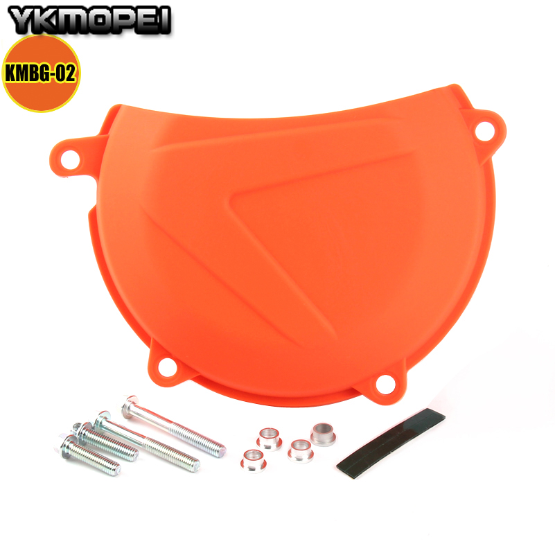 Motorcycle Clutch protection cover for <font><b>KTM</b></font> <font><b>SXF</b></font>/XCF 450 2013 2014 <font><b>2015</b></font> EXC/XCW 450/500 2012 2013 2014 <font><b>2015</b></font> 2016 image