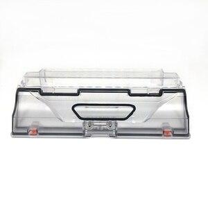 Image 5 - 로봇 진공 청소기 먼지 상자 Xiaomi Mijia Mi 1 세대 2 세대 또는 Roborock S55 S51 S50 측면 브러시 필터 부품