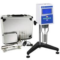 NDJ-5S viscosímetro rotativo para pintura al óleo probador de comida instrumento de prueba de viscosidad con Sensor de temperatura