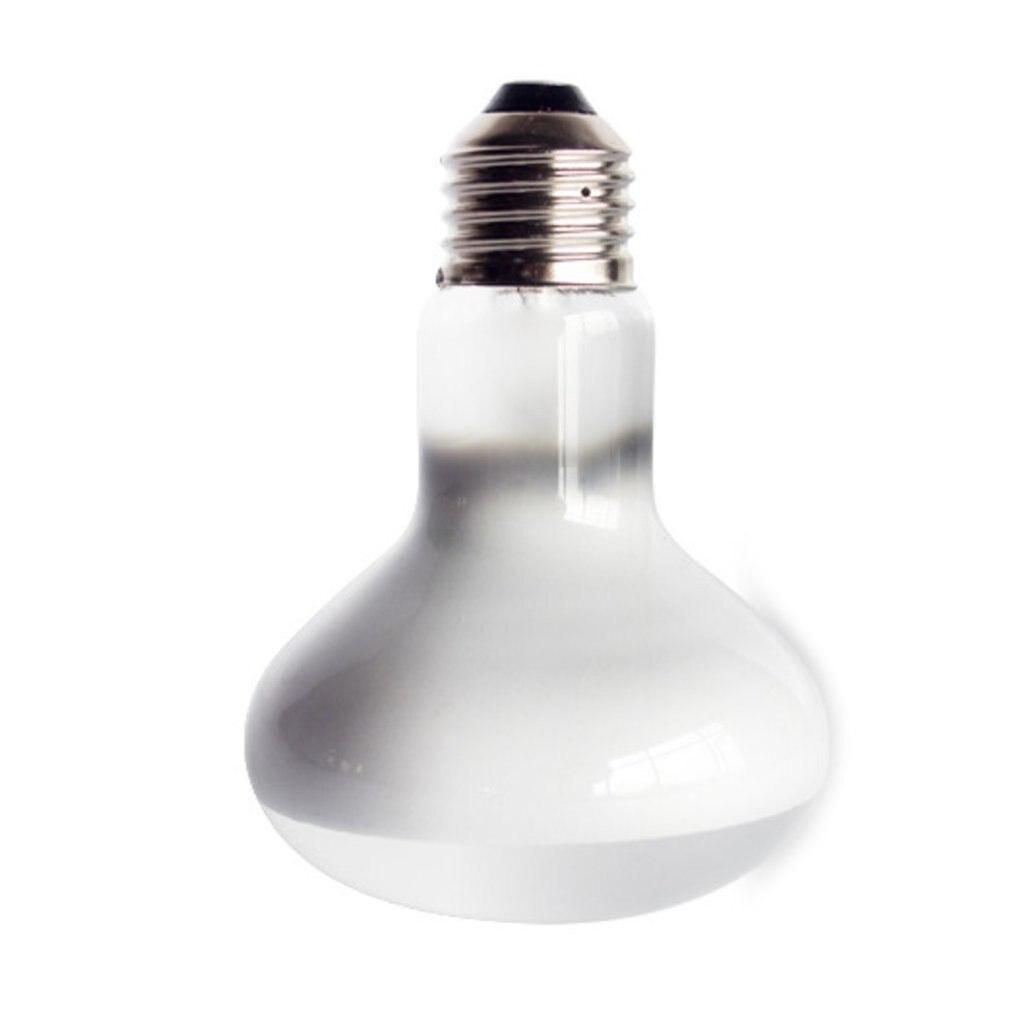UVA+UVB Reptile Lamp Bulb Turtle Basking UV Light Bulbs Heating Lamp Amphibians Lizards Temperature Controller Light Bulb