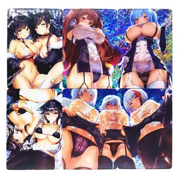 Kolekcja Sexy Girls zabawki Hobby Hobby kolekcje kolekcja gier karty Anime tanie i dobre opinie TAKARA TOMY Q362 8 ~ 13 Lat 14 lat i więcej 2-4 lat 5-7 lat Chiny certyfikat (3C) Zwierzęta i Natura Fantasy i sci-fi