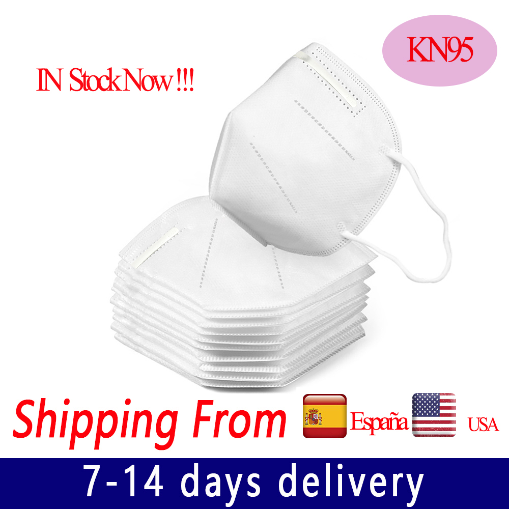 10PCS N95 Mask KN95 Dust Respirator Mask Same As FFP2 Anti Dust Prevention Smog Prevention Masks Masque Mascarilla