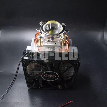 100W 150W High Power Led Radiator with Cooler Reflector Optical Lens Heatsink kit 60 degrees / 90 degrees / 120 degrees фото