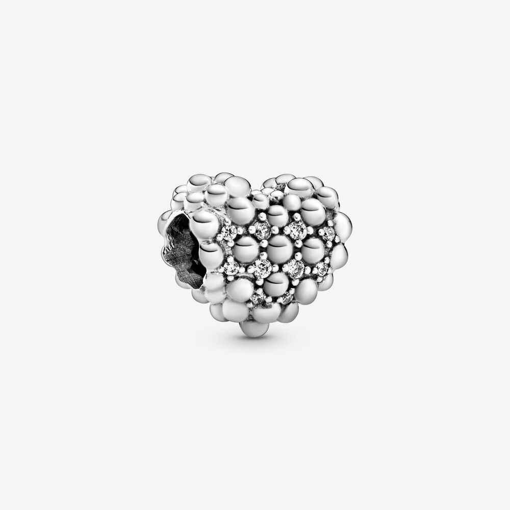 2020 gerçek 925 ayar gümüş serbest kalp Charm Fit pandora bilezik bileklik seni seviyorum anne Infinity kalp Charm DIY takı